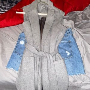 Gray Jacket Formal
